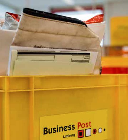 Postverwerking - Business Post Limburg