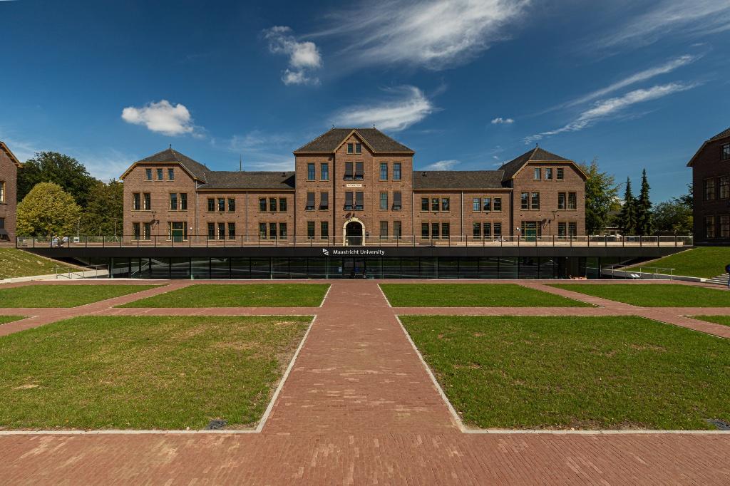 Post- en goederenstroom Universiteit Maastricht